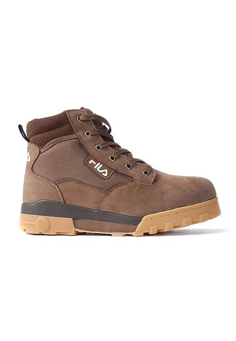 Fila - Zapatillas para Hombre Marrón Perdiz, Color Marrón, Talla 40 EU: Amazon.es: Zapatos y complementos