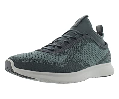 22a73be6d7f5 Reebok Mens Plus Runner Ultk Alloy Flat Grey Skull Grey 8 D - Medium  Buy  Online at Low Prices in India - Amazon.in