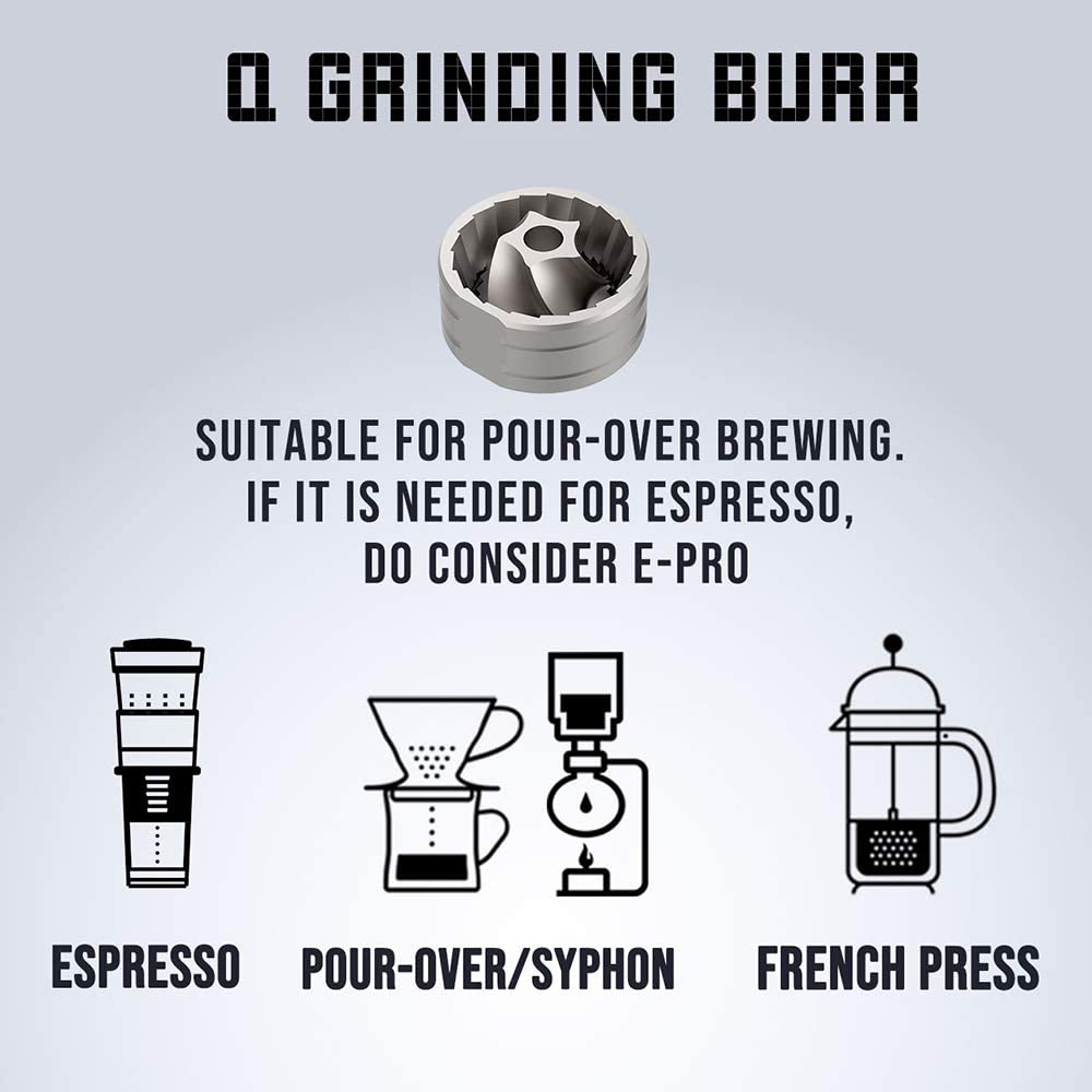 IZpresso MINI Manual Coffee Grinder Q Series