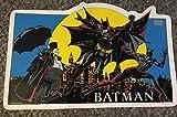 Batman placemat