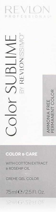 Revlon Revlonissimo Color Sublime 75 ml, Color 10.21: Amazon ...