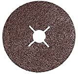 Bosch GS736 7 In. 5 Grit 36 Arbor Abrasive Sanding Discs