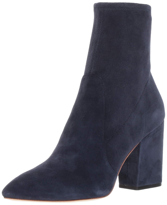 9bf3d052275 Loeffler Randall Women's Isla Slim Ankle Bootie with Chunky Heel