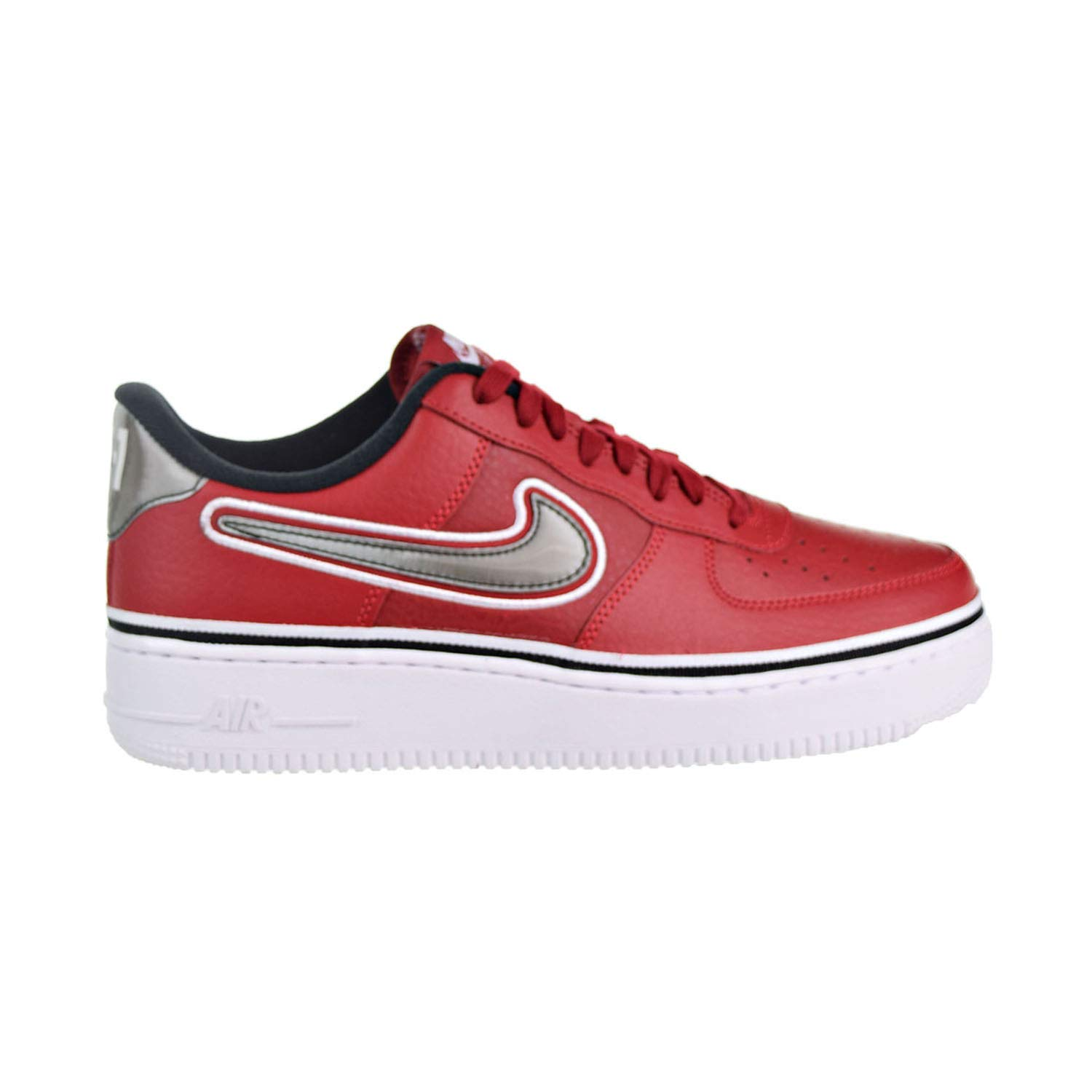 pretty nice 782aa 7c904 Nike Men s Air Force 1  07 Lv8 Sport Fitness Shoes  Amazon.co.uk  Shoes    Bags