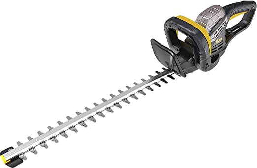 TECCPO Hedge Trimmer - 500W Electric Hedge Cutter
