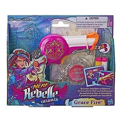 NERF Rebelle Charmed Grace Fire: Toys & Games
