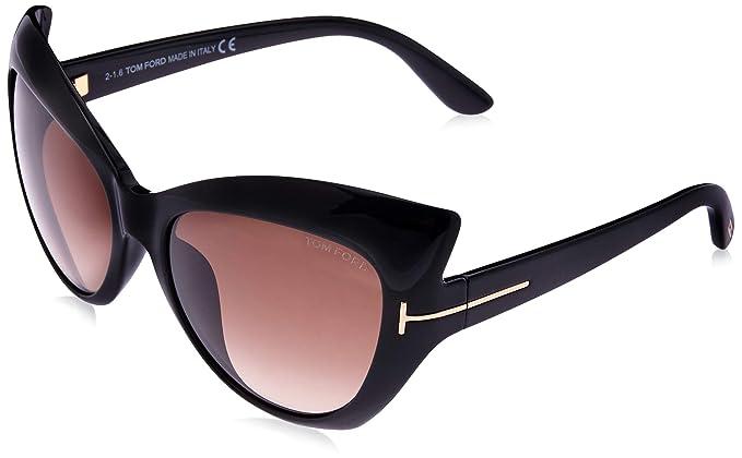 b056f6e62e Amazon.com  Tom Ford Women s Sunglasses Ft9284