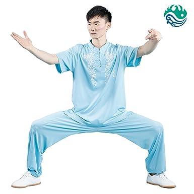 Amazon com: W H S Tai Chi Uniform Taichi Clothes Martial