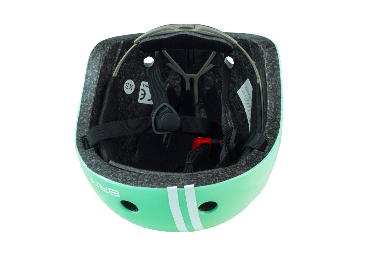 Vola 50 Brn Childrens Helmet