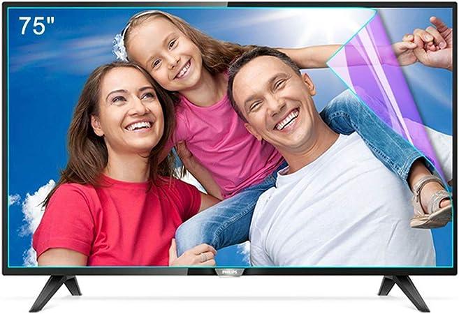 N / A Televisor de Pantalla 32~80 Pulgadas Protector, Anti-luz Azul/Resplandor del Filtro a la Fatiga Visual aliviar, LED LCD HDTV OLED QLED, 49
