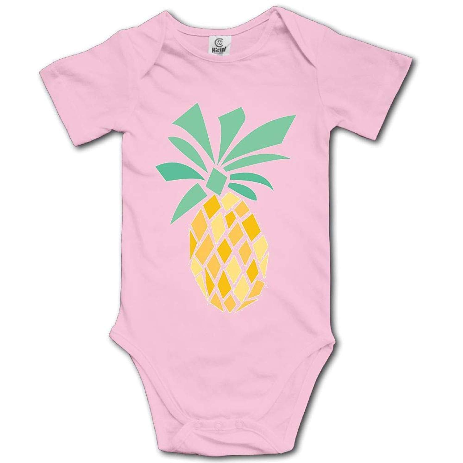 ARTOPB Baby Climbing Clothes Set Dandelion Bodysuits Romper Short Sleeved Light Onesies