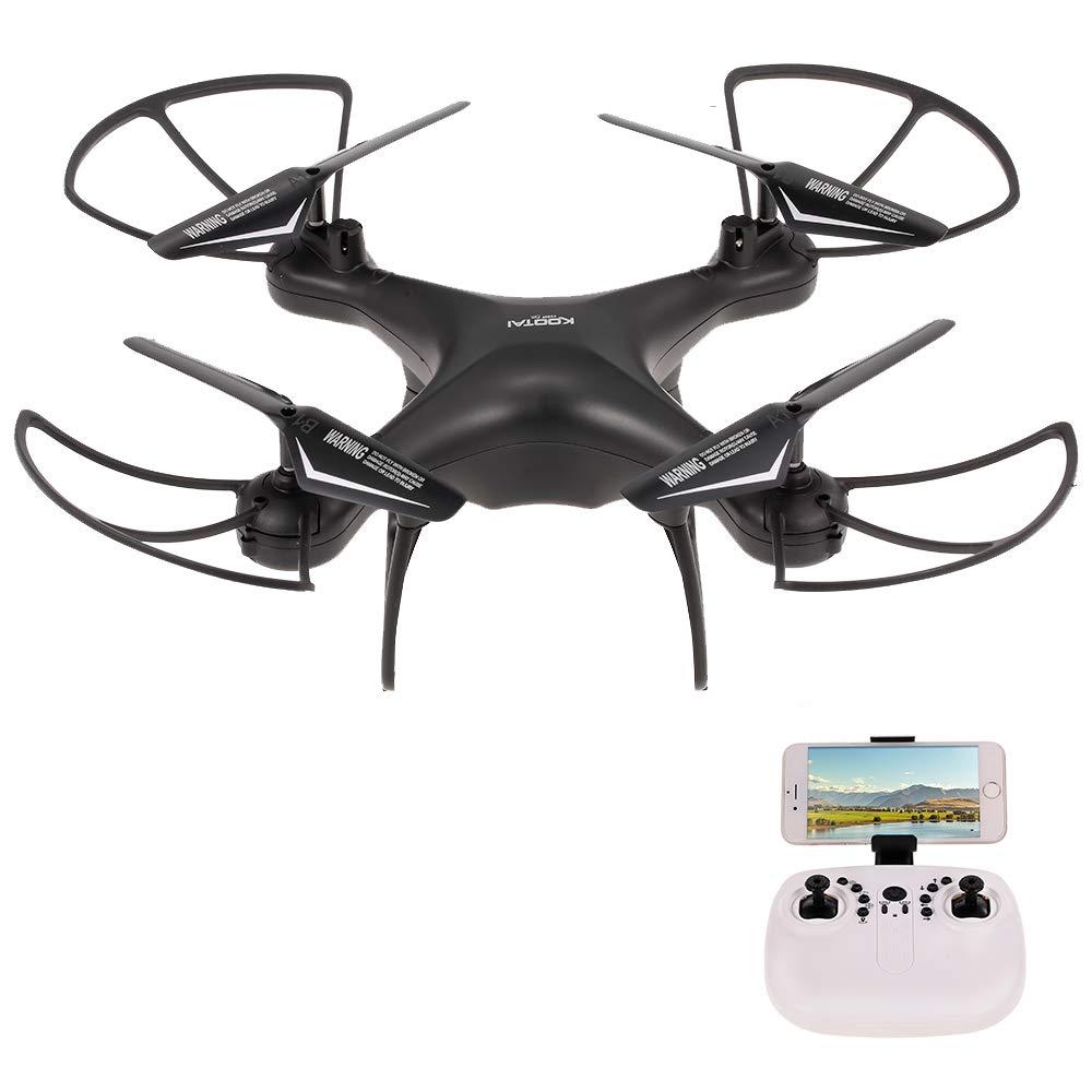Goolsky X180H 20 Minutos Vuelo Drone Altitude Hold One Key Return RC Drone Quadcopter Regalo de Juguete para Niñ os