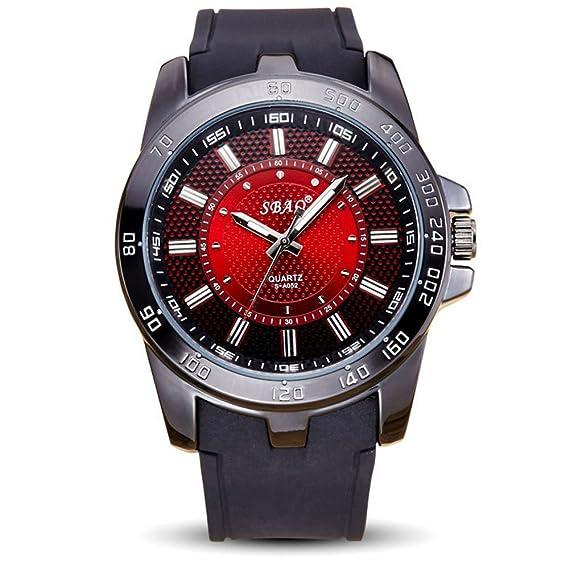Relojes a Prueba de Agua de Moda de Lujo Vestido Casual Militar Relojes de Pulsera de