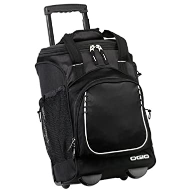 Amazon.com : OGIO Pulley Cooler, Black : Rolling Cooler Bag ...