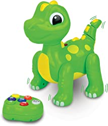 Top 9 Best Robot Dinosaur Toys For Kids & Toddlers (2020 Reviews) 7