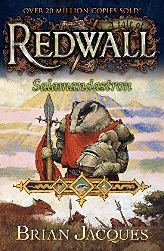Redwall Book - Salamandastron (Redwall, Book 5)