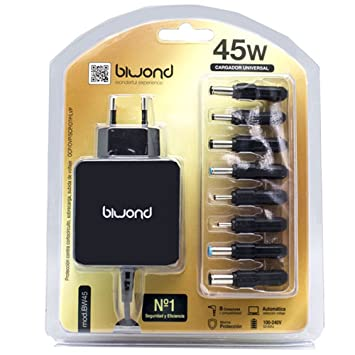 Biwond BW45 - Cargador Universal, Color Negro: Amazon.es ...