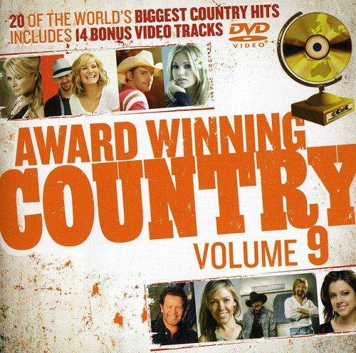 Award Winning Cd (Vol. 9-Award Winning Country)