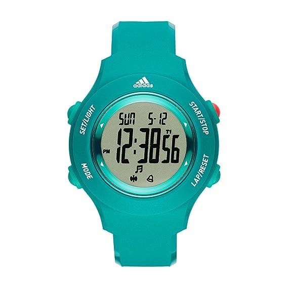 adidas Reloj Digital para Unisex de Cuarzo con Correa en Silicona ADP3232: Amazon.es: Relojes