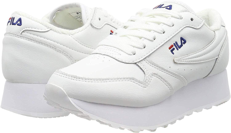 FILA Orbit Zeppa L Wmn, Zapatillas para Mujer, Blanco (Antique White 00y), 42 EU: Amazon.es: Zapatos y complementos