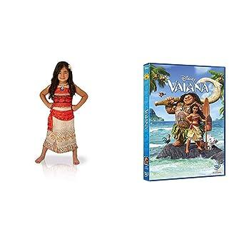 Vaiana DVD + DISFRAZ VAIANA DELUXE INF: Amazon.es: Cine y Series TV
