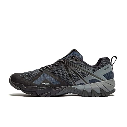 2f89cfa4 Amazon.com | Merrell Men's MQM Flex Gore-Tex Lace Up Sports Trainers ...