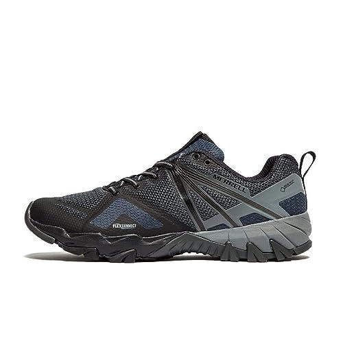Merrell Mens MQM Flex Gore-Tex Waterproof Hybrid Walking Shoes: Amazon.es: Zapatos y complementos
