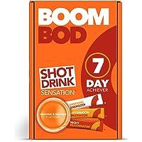 Boombod Weight Loss Shot, Glucomannan, alta potencia, mejora de la dieta y el ejercicio, promueve la pérdida de grasa…