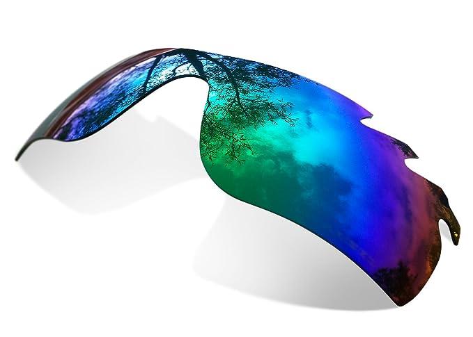 sunglasses restorer Lentes Para Oakley Radarlock Ventilada (Cristales Polarizados Sapphire green)