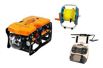 ThorRobotics Cámara submarina 4K ROV ROV con Pantalla FPV HD ...