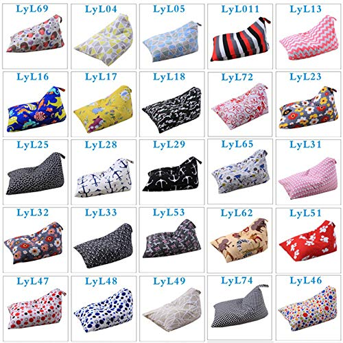 Stuffed Animal Storage Bean Bag Cover - Plush Toys Creative Organizer Chair, Premium Cotton Canvas Organization Sack Chair for Toys Blankets Covers Towels Clothes