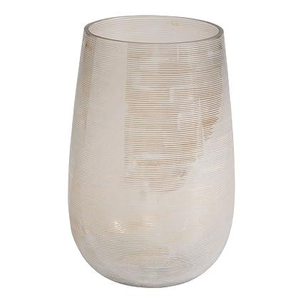 Amazon Ethan Allen Champagne Etched Vase Large Home Kitchen