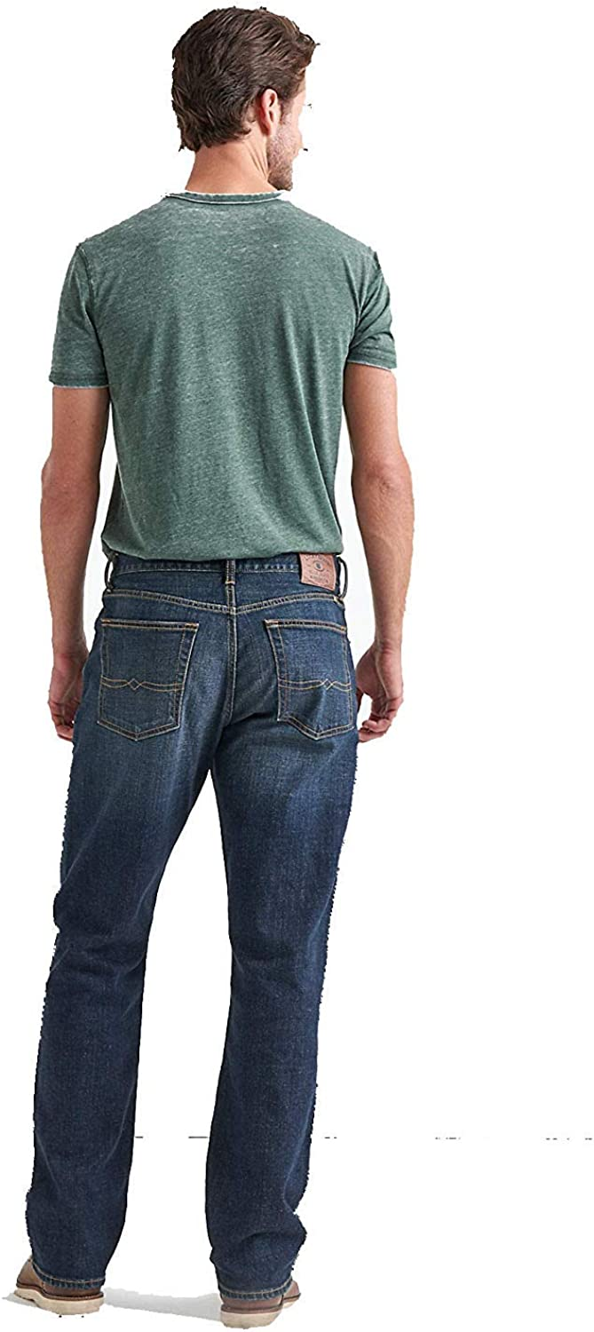 Lucky Brand Mens 181 Relaxed Straight Jean