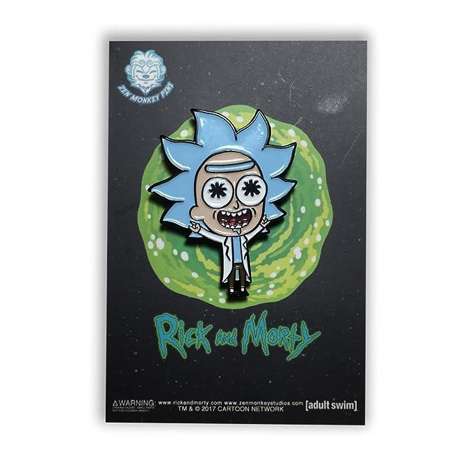 Pin Mini Rick
