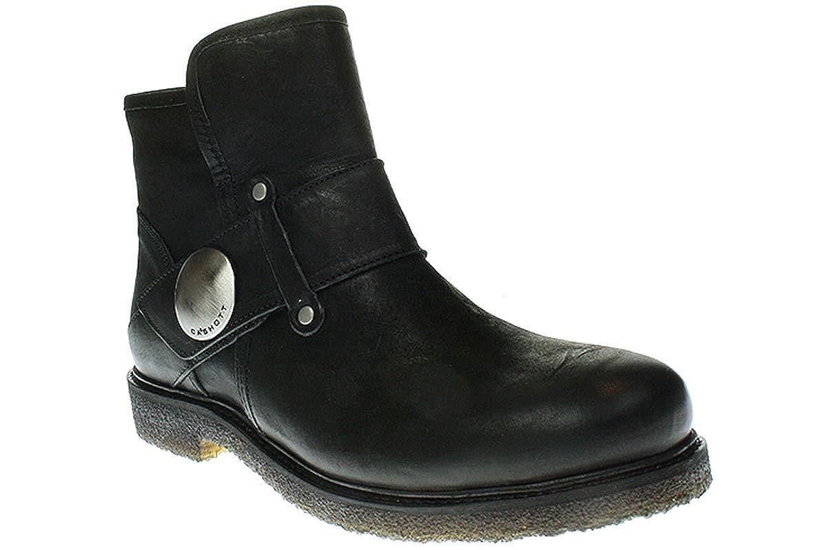 Ca Shott 14065 Damen Schuhe Stiefel Boots 130-blackwest