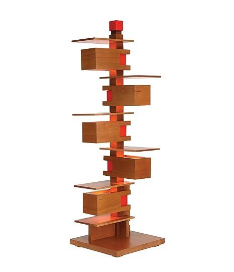 Amazon Com Frank Lloyd Wright Taliesin 3 Table Lamp Cherry Wood