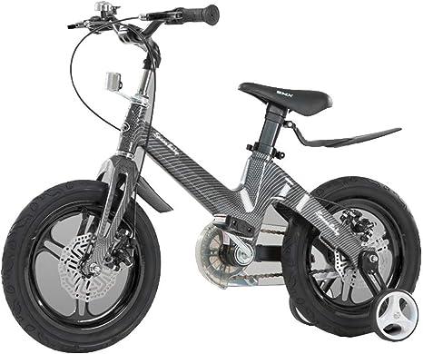 Axdwfd Infantiles Bicicletas Bicicleta for niños de 12/14/16/18 ...