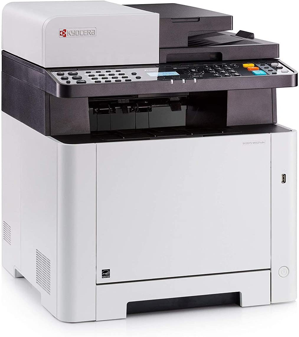 Kyocera Klimaschutz System Ecosys M5521cdn Farblaser Computer Zubehör