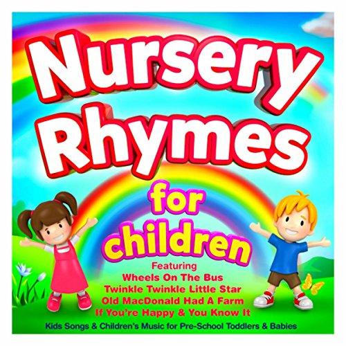 Nursery Rhymes Toddlers - Nursery Rhymes for Children - Kids Songs & Childrens Music for Pre-School Toddlers & Babies