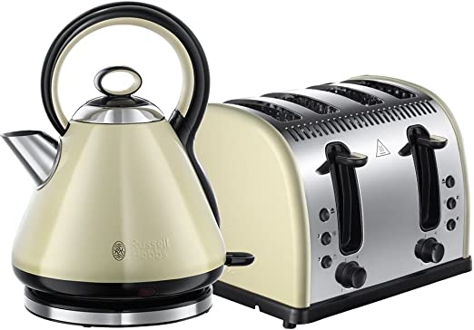 Cream Russell Hobbs Legacy Toaster Russell Hobbs 21302 Legacy 4 Slice Toaster