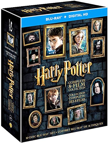 harry potter film blu ray