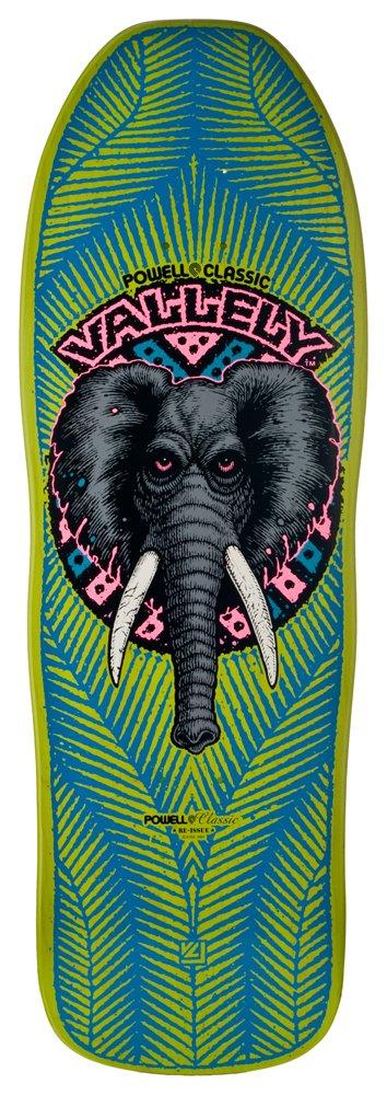 Powell Classic Vallely Elefant Skateboard Deck DCGAPSVEL