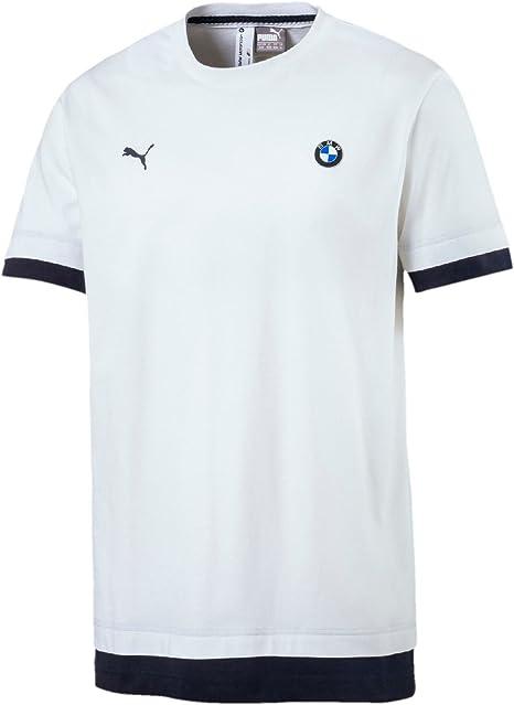 Camiseta de Hombre BMW Motorsport Puma: Amazon.es: Deportes y aire ...