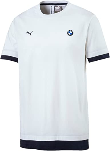 Puma Bmw Msp Tee, Camiseta - M: Amazon.es: Ropa y accesorios