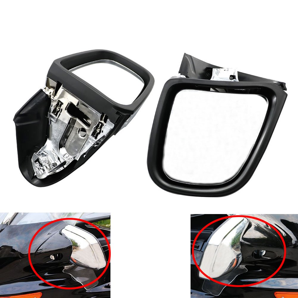 Alpha Rider ABS plastic Left and Right Rear View Side Mirror For BMW K1200 K1200LT K1200M 1999-2008