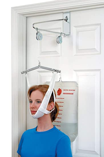 Image result for cervical traction device