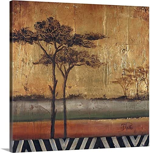 African Dream I Canvas Wall Art Print