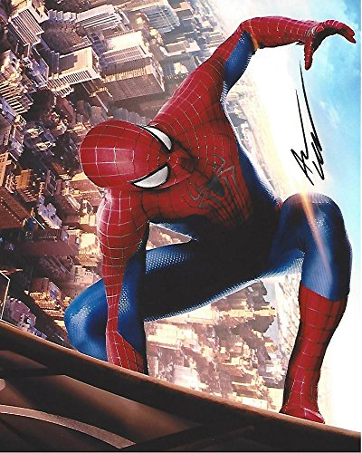 "Andrew Garfield As Spider - Man/Peter Parker In ""The Amazing Spider -"