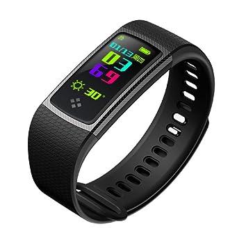 K-DD Reloj inteligente resistente al agua Reloj deportivo Reloj deportivo con pantalla táctil Relojes