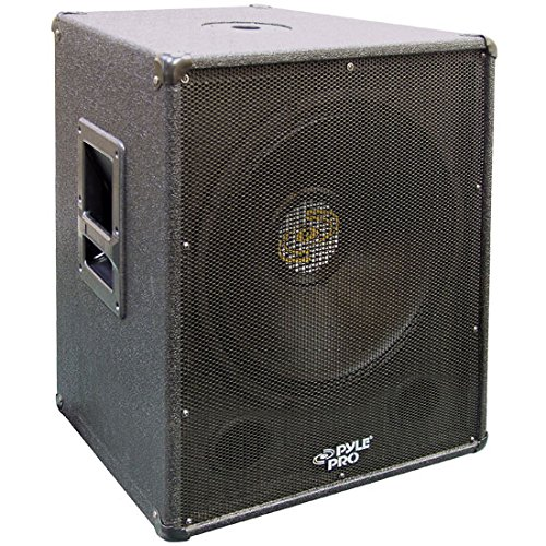 Pyle PASW18 Stage Speaker 1000w Bass Cabinet
